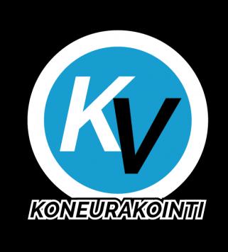 KV-koneurakointi logo